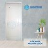 Cửa nhựa ABS Hàn Quốc 111-W0901