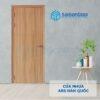 Cửa nhựa ABS Hàn Quốc 116-K1129-8