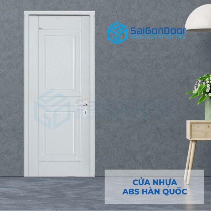 Cửa nhựa ABS Hàn Quốc 117-K5300
