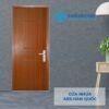 Cửa nhựa ABS Hàn Quốc 117-M8707-3
