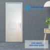 Cửa nhựa ABS Hàn Quốc 118-K1129