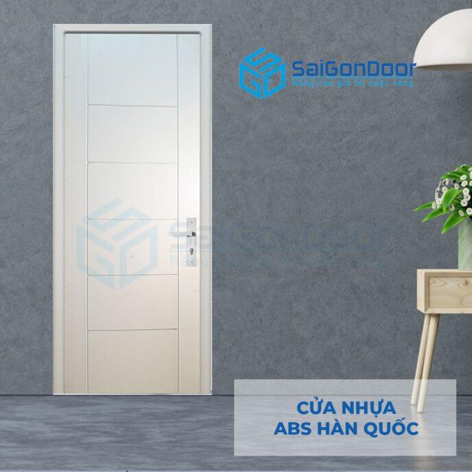 Cửa nhựa ABS Hàn Quốc 118-K5300-2