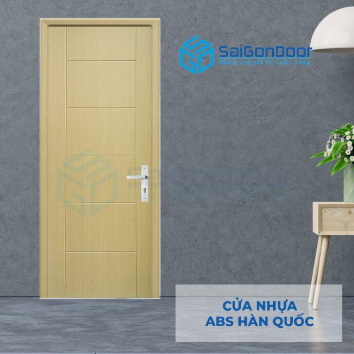 Cửa nhựa ABS Hàn Quốc 118-MQ808