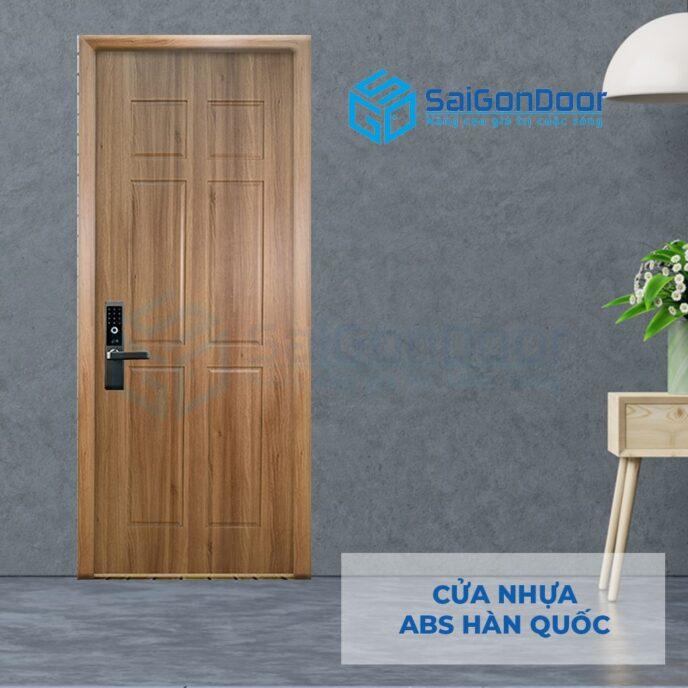 Cửa nhựa ABS Hàn Quốc 120-K1129-3