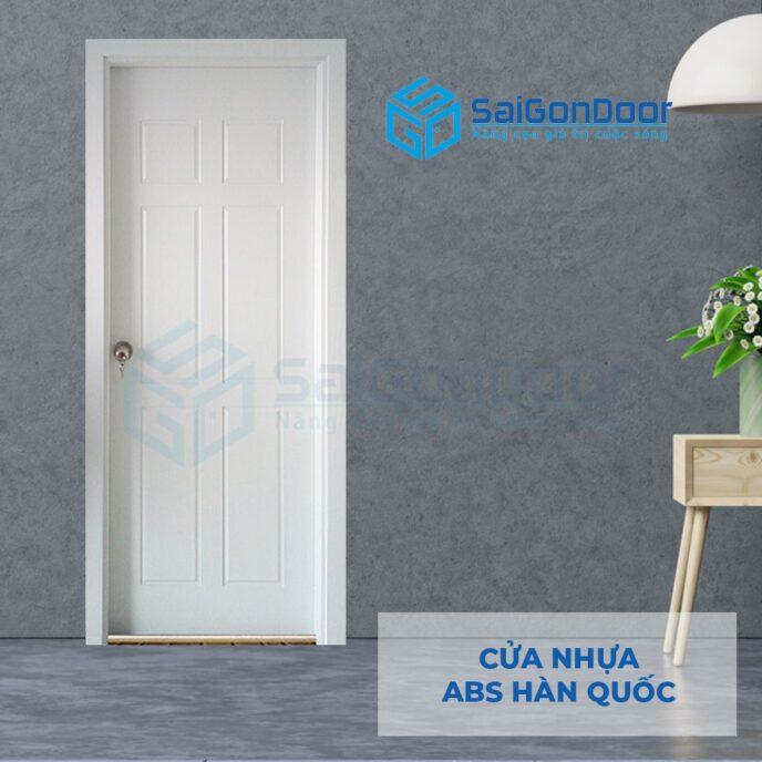 Cửa nhựa ABS Hàn Quốc 120-K5300-2
