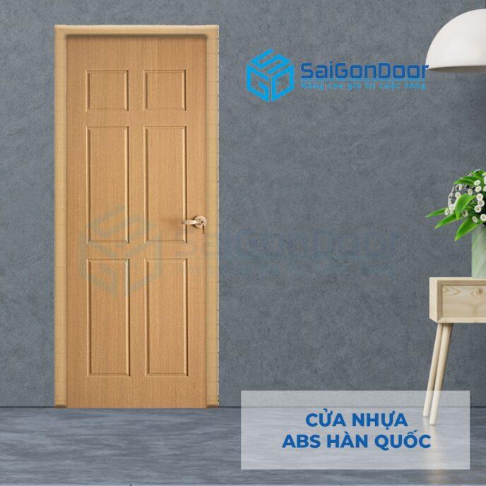 Cửa nhựa ABS Hàn Quốc 120-MQ808-2