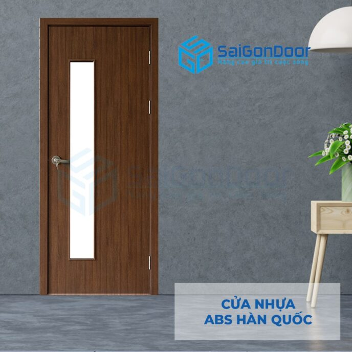 Cửa nhựa ABS Hàn Quốc 202-W0901-3