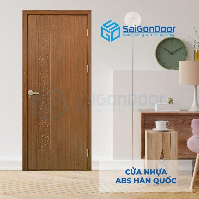 Cửa nhựa ABS Hàn Quốc 301-W0901-3
