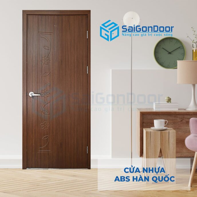 Cửa nhựa ABS Hàn Quốc 301-W0901