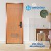 Cửa nhựa ABS Hàn Quốc 609-W0901