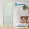Cửa nhựa ABS Hàn Quốc 610-K0201-2