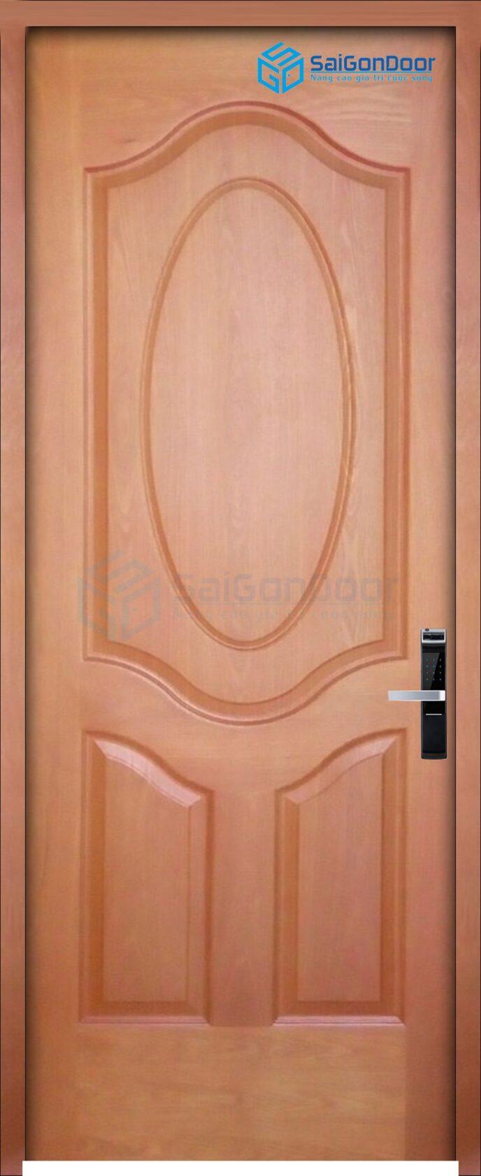 Cửa gỗ công nghiệp HDF 3A C9