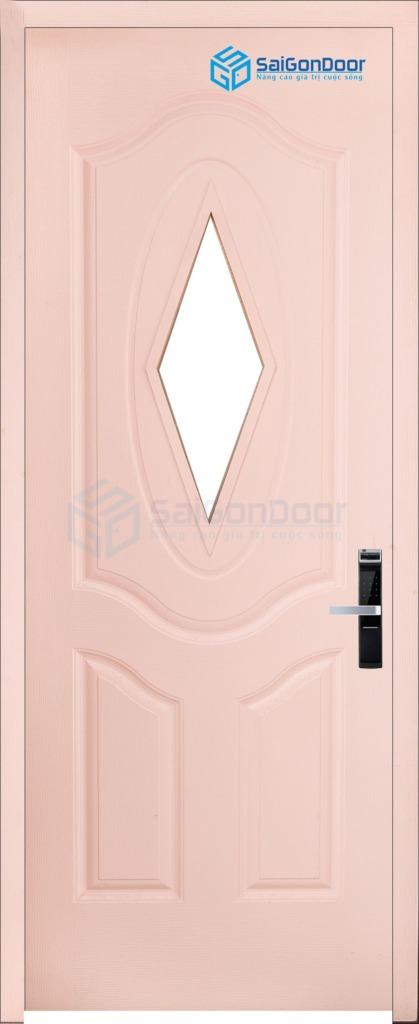 Cửa gỗ phòng ngủ 3AGL C4 (2)