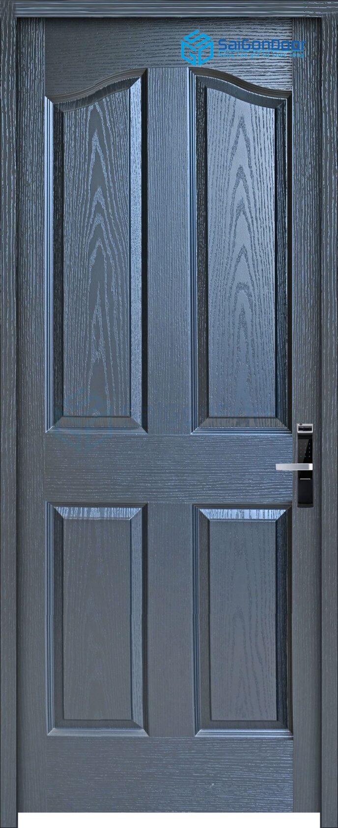 Cửa gỗ công nghiệp HDF 4A C14 2
