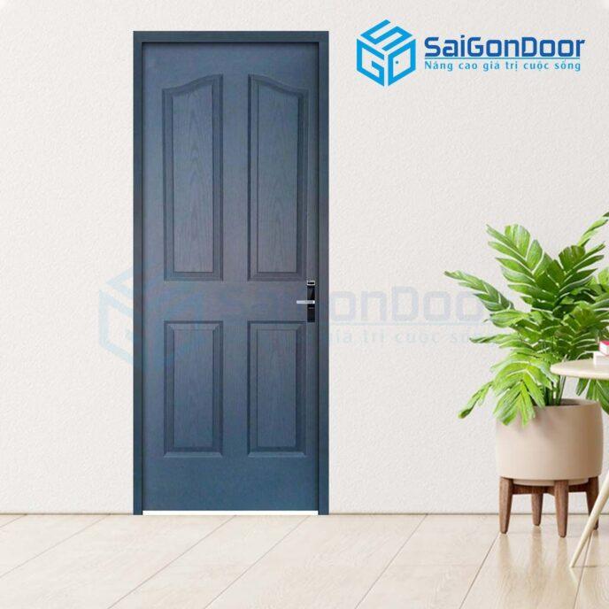 Cửa gỗ phòng ngủ 4A C14 (4)