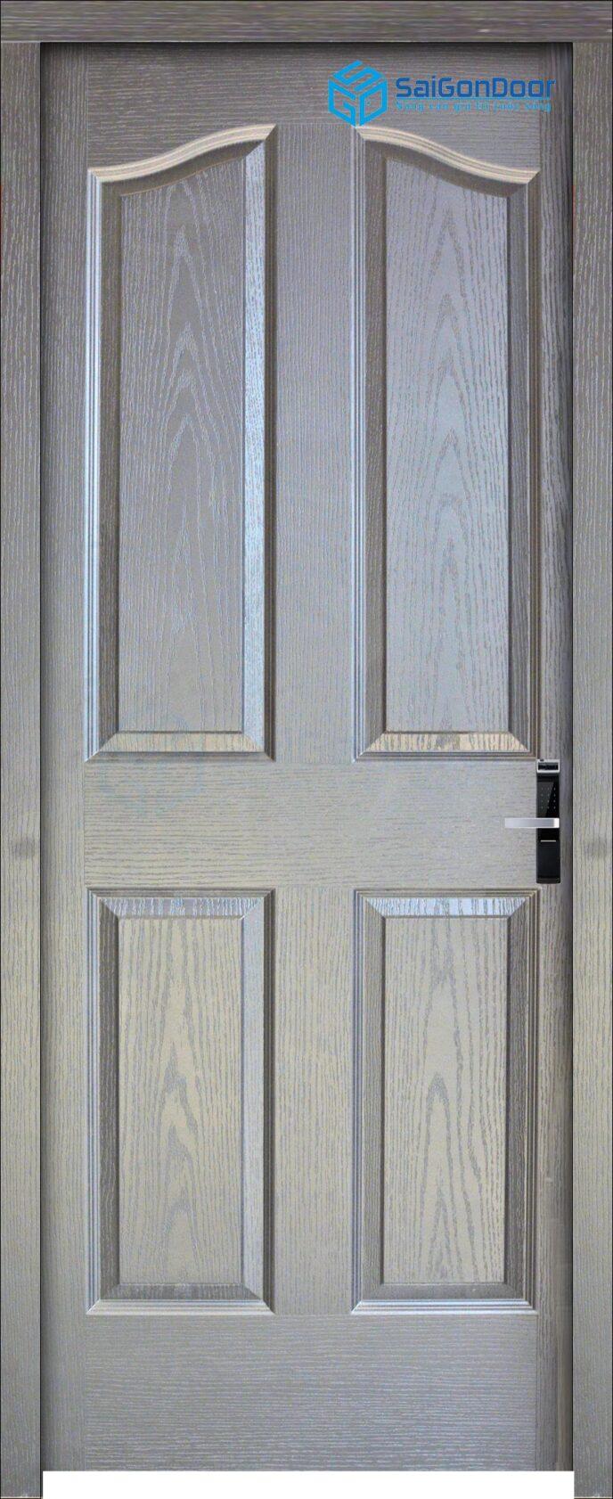 Cửa gỗ cao cấp 4A-C14 5