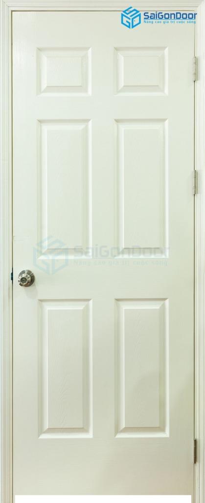 Cửa Gỗ Giá Rẻ 6A C1 7