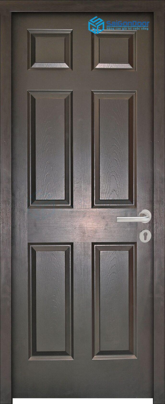 Cửa gỗ cao cấp 6A-C14 2