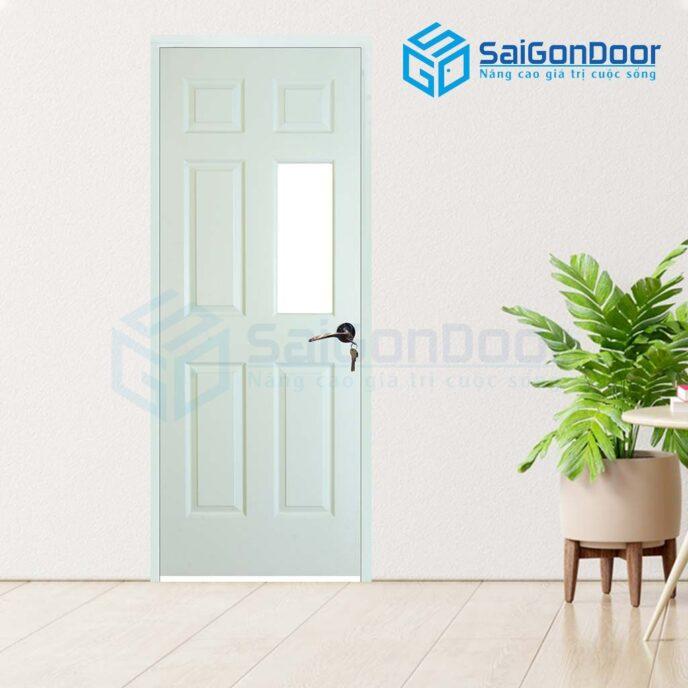 Cửa Nhựa Phòng Khách Sạn 6AG1-C10