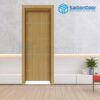 Cửa gỗ nhà vệ sinh P1GL
