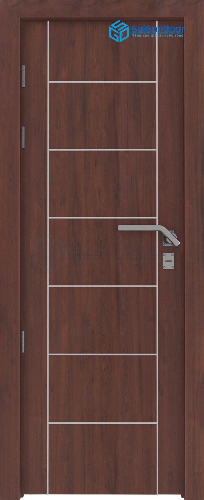 Cửa gỗ cao cấp P1R8
