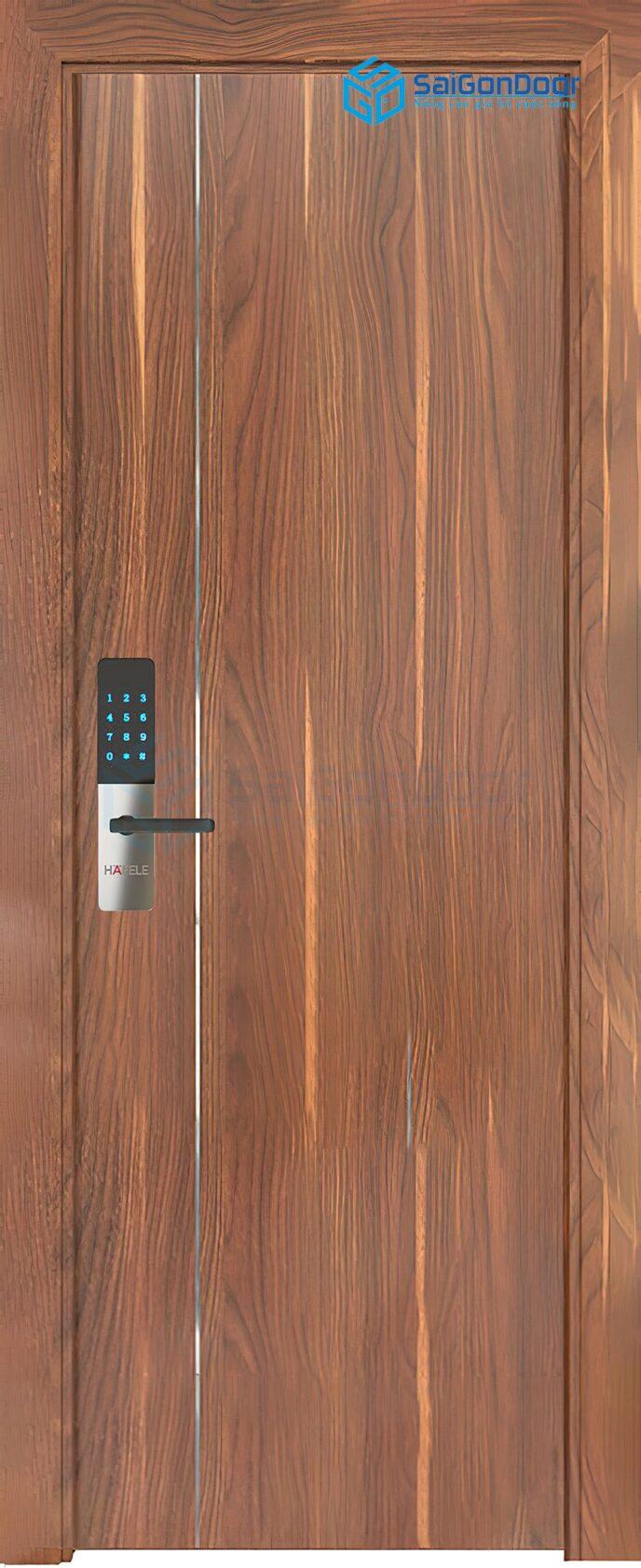Cửa gỗ cao cấp Hàn Quốc P1R1