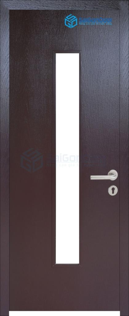 Cửa Nhựa Phòng Khách Sạn P1G1-C14