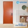 Cửa gỗ công nghiệp HDF P1R3 C10
