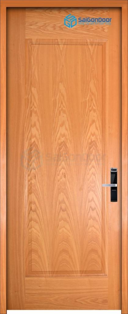 Cửa Nhựa Phòng Khách Sạn Veneer-1B-oak-soi