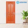 Cửa gỗ phòng ngủ Veneer 4A Cam xe (4)