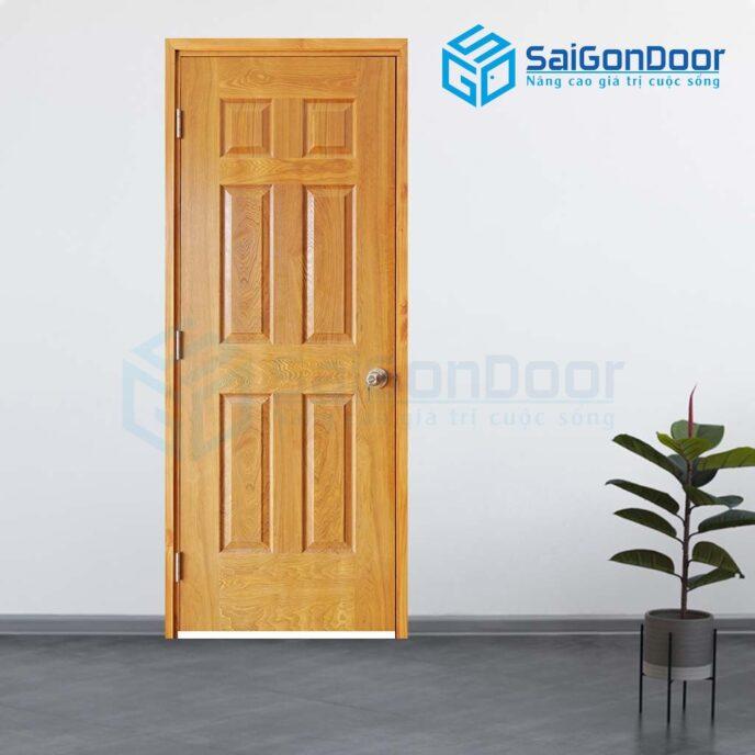 Cửa gỗ nhà vệ sinh 6A-soi-2