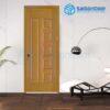 Cửa gỗ phòng ngủ Veneer 6B sapele (4)