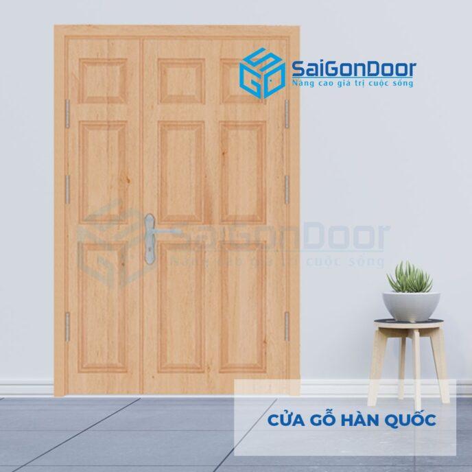 Cửa Nhựa Cao Cấp Hàn Quốc 2-canh-9A-Oak-2