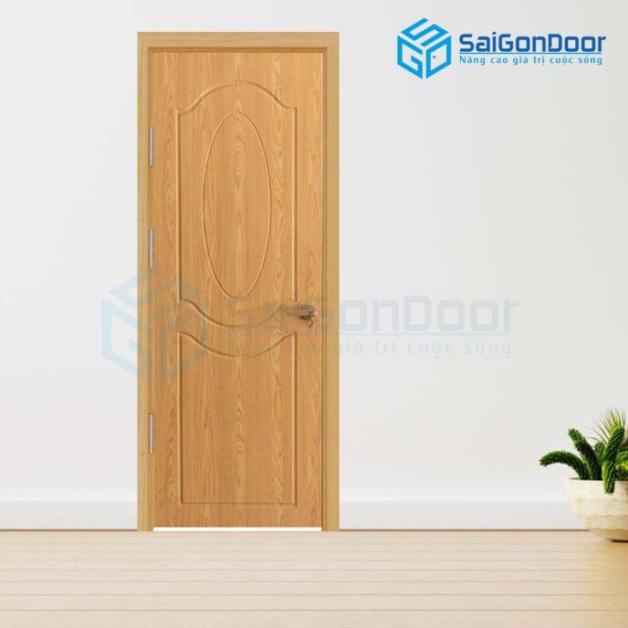 Cửa gỗ cao cấp Hàn Quốc 685