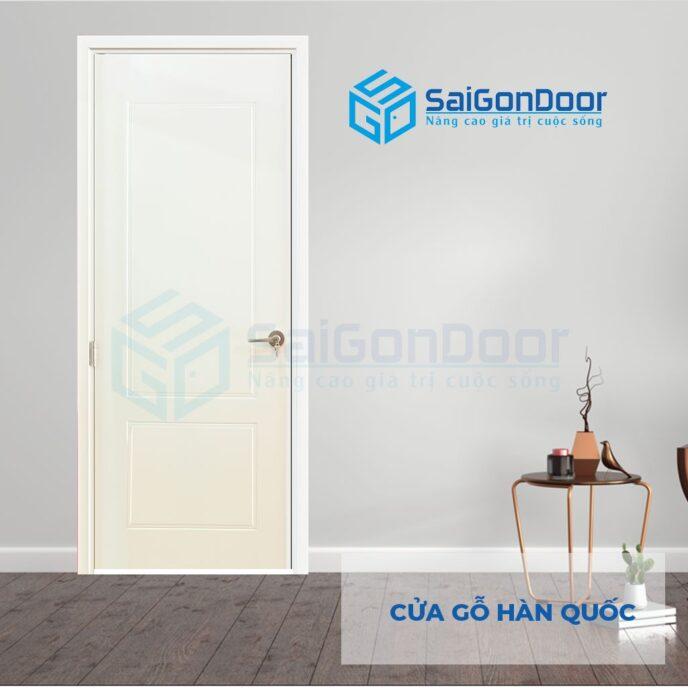 Cửa Nhựa Cao Cấp Hàn Quốc CN-P1R2PN