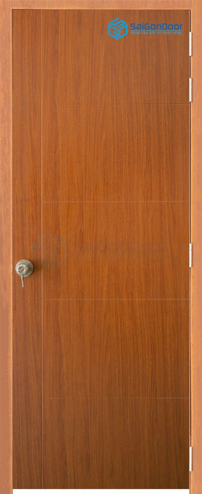 Cửa gỗ cao cấp Hàn Quốc P1R4