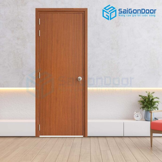 Cửa gỗ cao cấp Hàn Quốc SYB 772