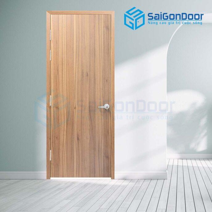 Cửa gỗ nhà tắm P1-5