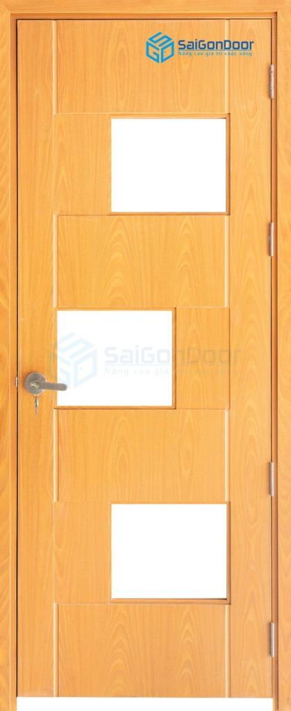 Cửa Nhựa Phòng Khách Sạn MDF-Laminate-P103