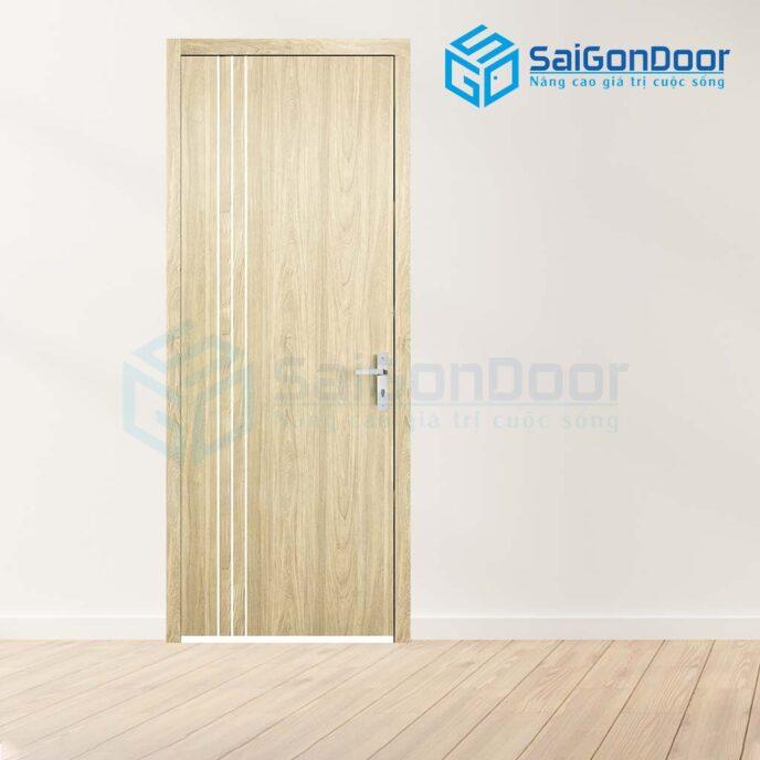 Cửa Nhựa Phòng Khách Sạn MDF-Laminate-P1R2-23029