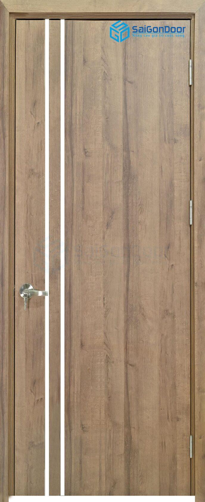 Cửa gỗ cao cấp P1R2 3