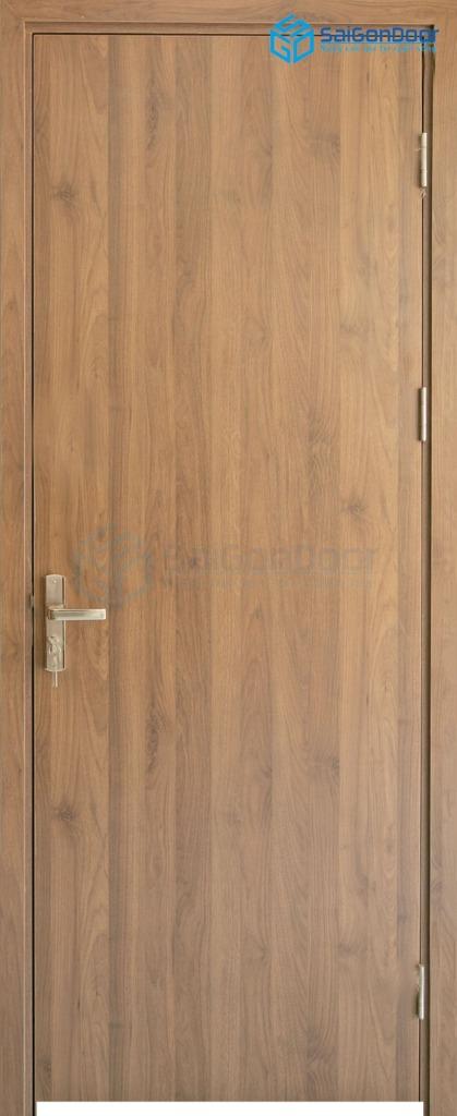 Cửa gỗ nhà tắm P1-1