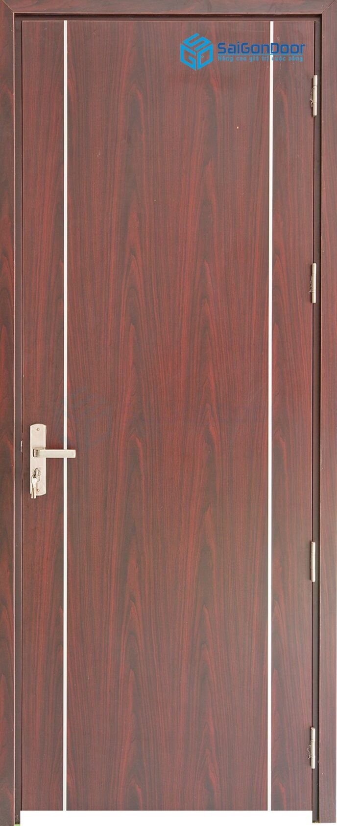 Cửa gỗ cao cấp P1R2-1