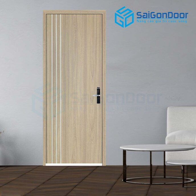Cửa gỗ cao cấp P1R3 2302
