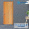 Cửa gỗ công nghiệp MDF Veneer P1R2 soi 3