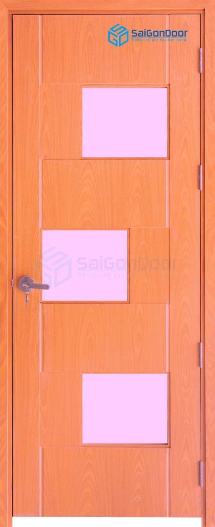 Cửa Nhựa Phòng Khách Sạn MDF-veneer-P1G3-ash