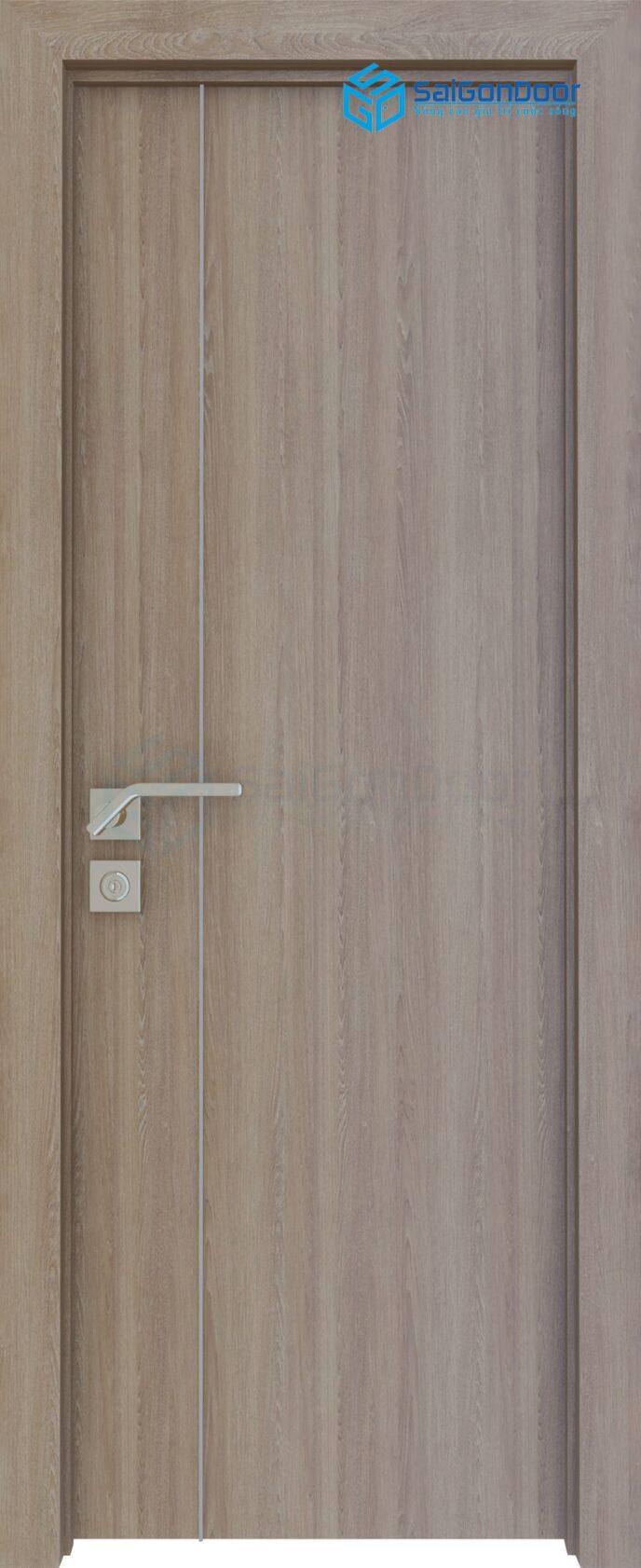 Cửa gỗ cao cấp MDF P1R1