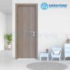 Cửa gỗ nhà vệ sinh P1-1