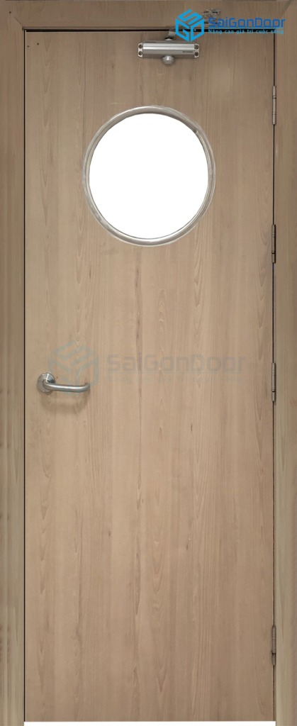 Cửa gỗ cao cấp PVC SGD Melamine P1G0