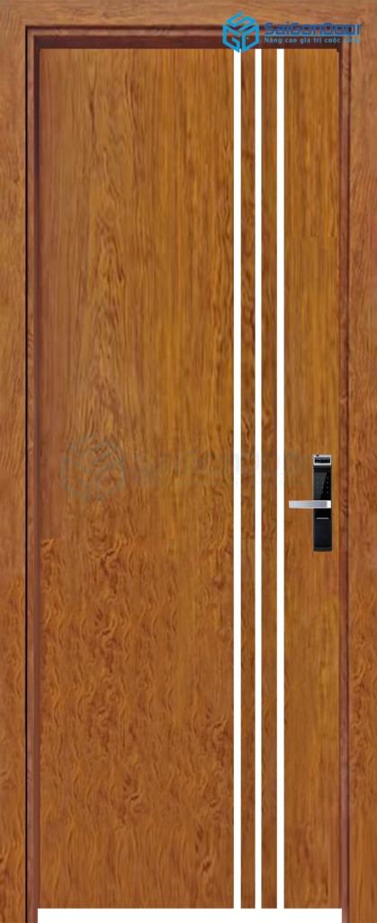 Cửa gỗ cao cấp PVC SGD Melamine P1R3